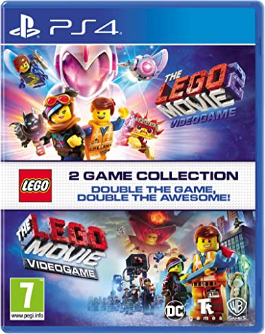 LEGO Movie 2-Game Collection - PlayStation 4 [Importación inglesa ...