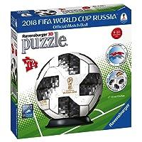 Ravensburger Puzzle 3D Adidas Coupe du Monde de Foot 2018 72 pièces, 11751
