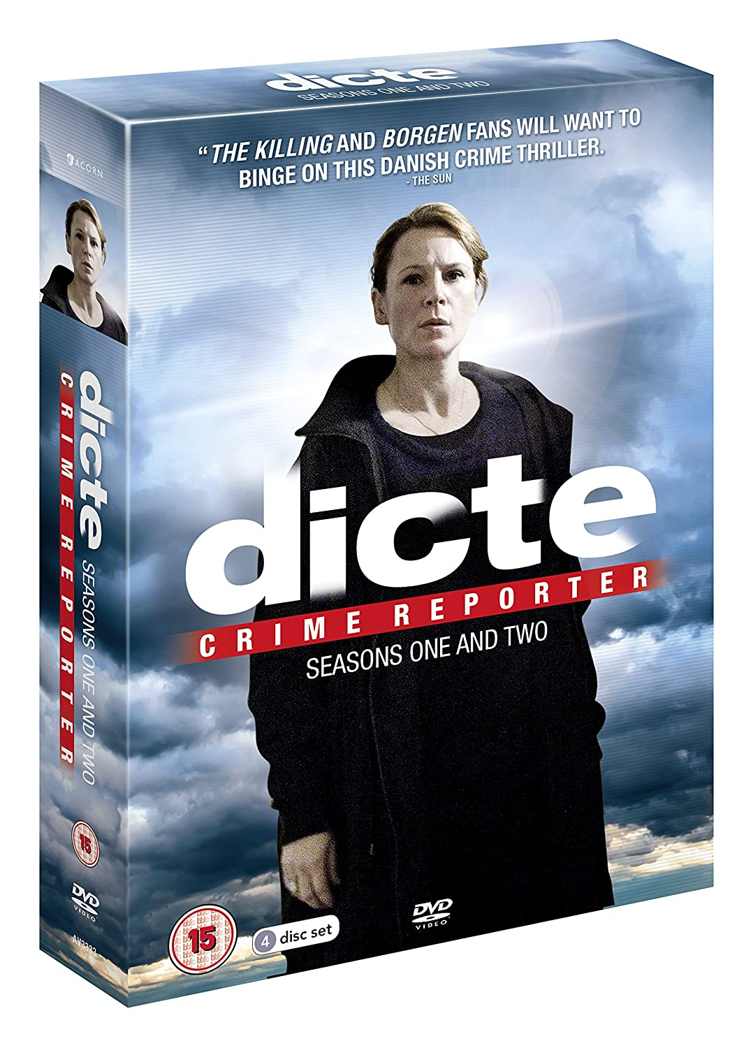 Dicte: Crime Reporter: Seasons 1 & 2