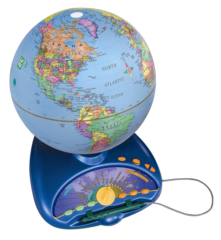 Leapfrog interactive explorer globe amazon toys games gumiabroncs Choice Image