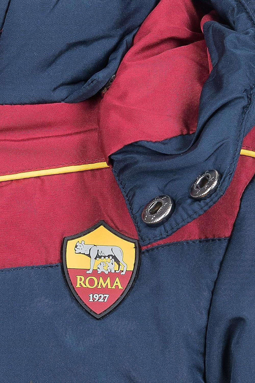 Bimbo 0-24 AS Roma Giacca A Vento Baby Bicolore Bambino 0-24 Prima ...