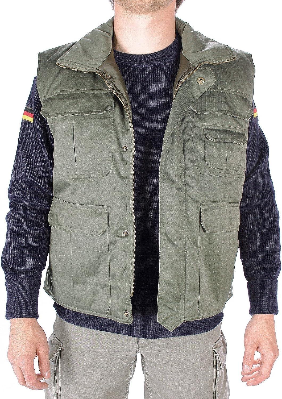Mil-Tec Ranger Vest Black