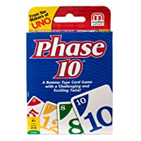 Deals on Phase 10 Card Game Styles May Vary
