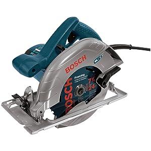 Bosch CS5 120-Volt 7-1/4-Inch Circular Saw,Bosch Blue