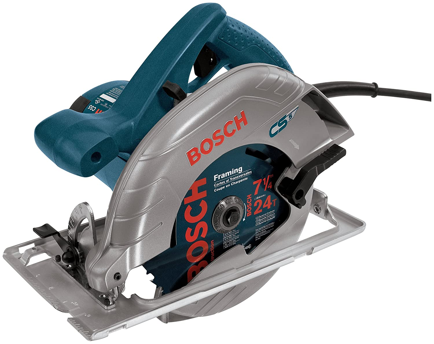 Your 2018 guide to the left handed circular saw bosch cs5 120 volt 7 14 inch circular saw greentooth Images