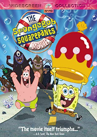 Amazon spongebob squarepants movie dvd import dvd spongebob squarepants movie dvd import voltagebd Image collections