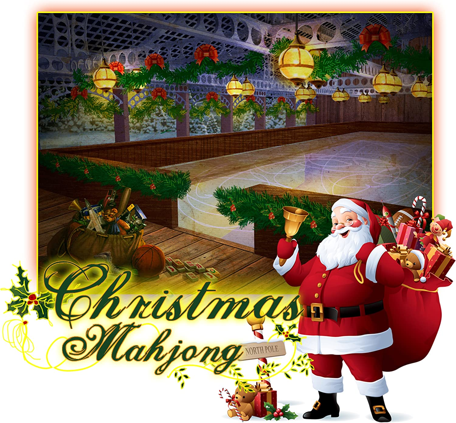Christmas Mahjong.Amazon Com Christmas Mahjong Download Video Games