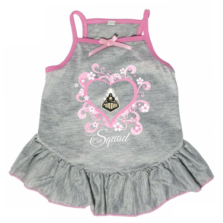Hunter 4237-43-3500 NCAA Purdue Too Cute Pet Dress, Medium