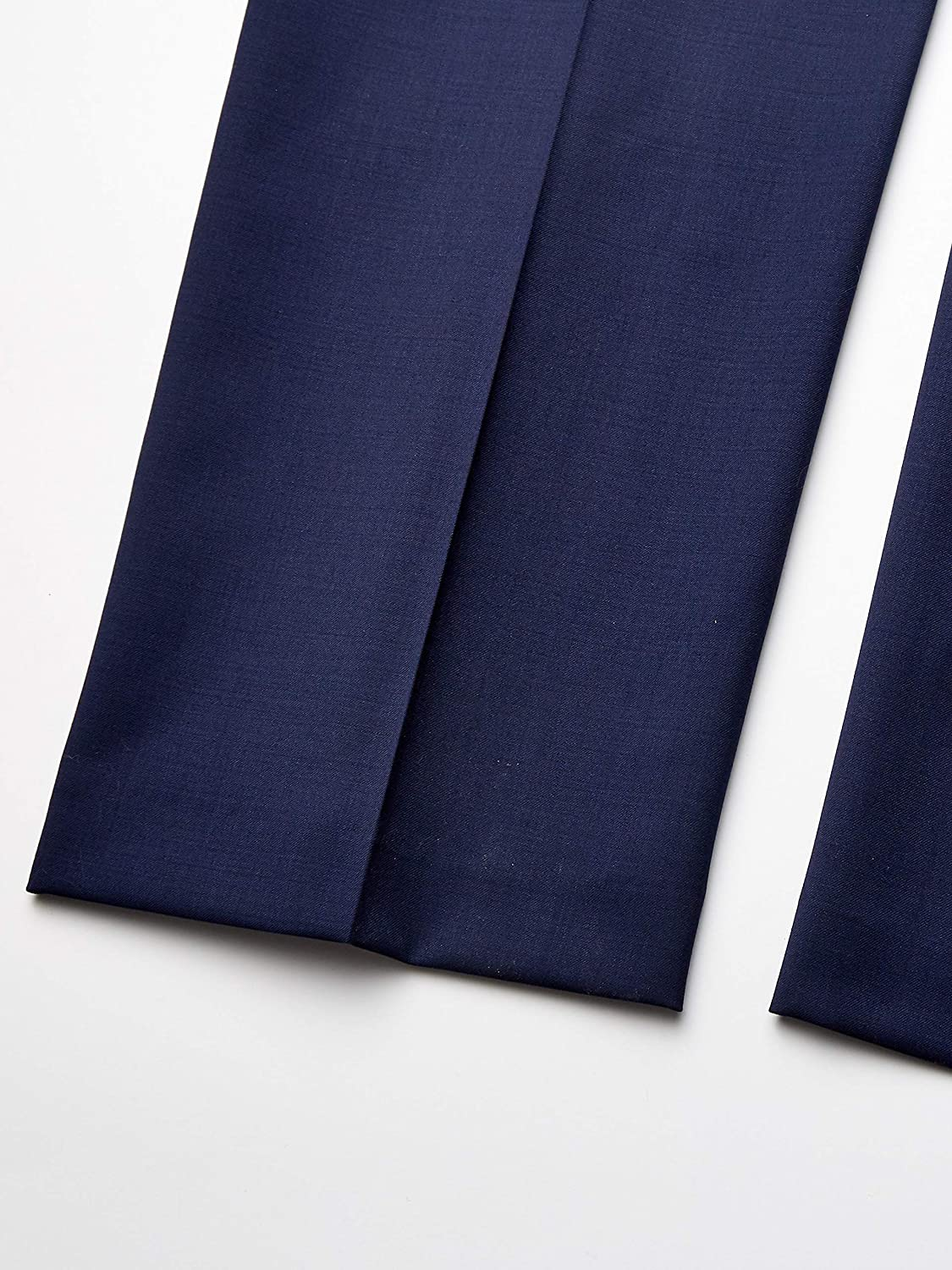4030 Tommy Hilfiger Mens Big-Tall Modern Fit Suit Separate with Stretch Pants -Navy