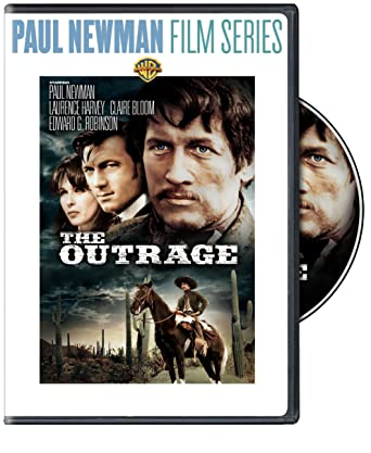 Amazon The Outrage Paul Newman Laurence Harvey Claire Bloom