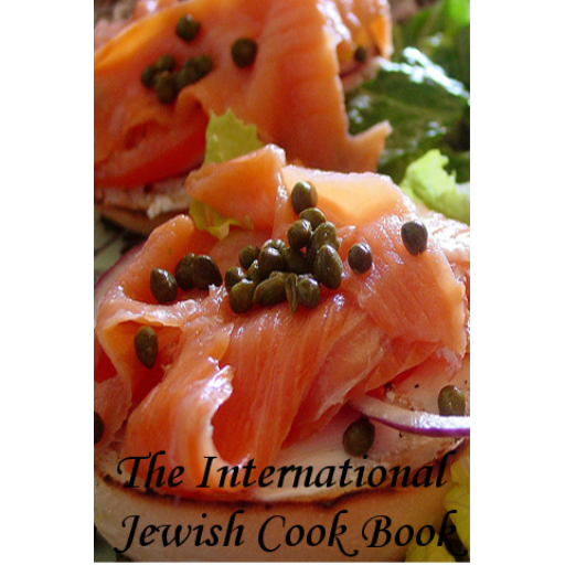The International Jewish Cook Book product image