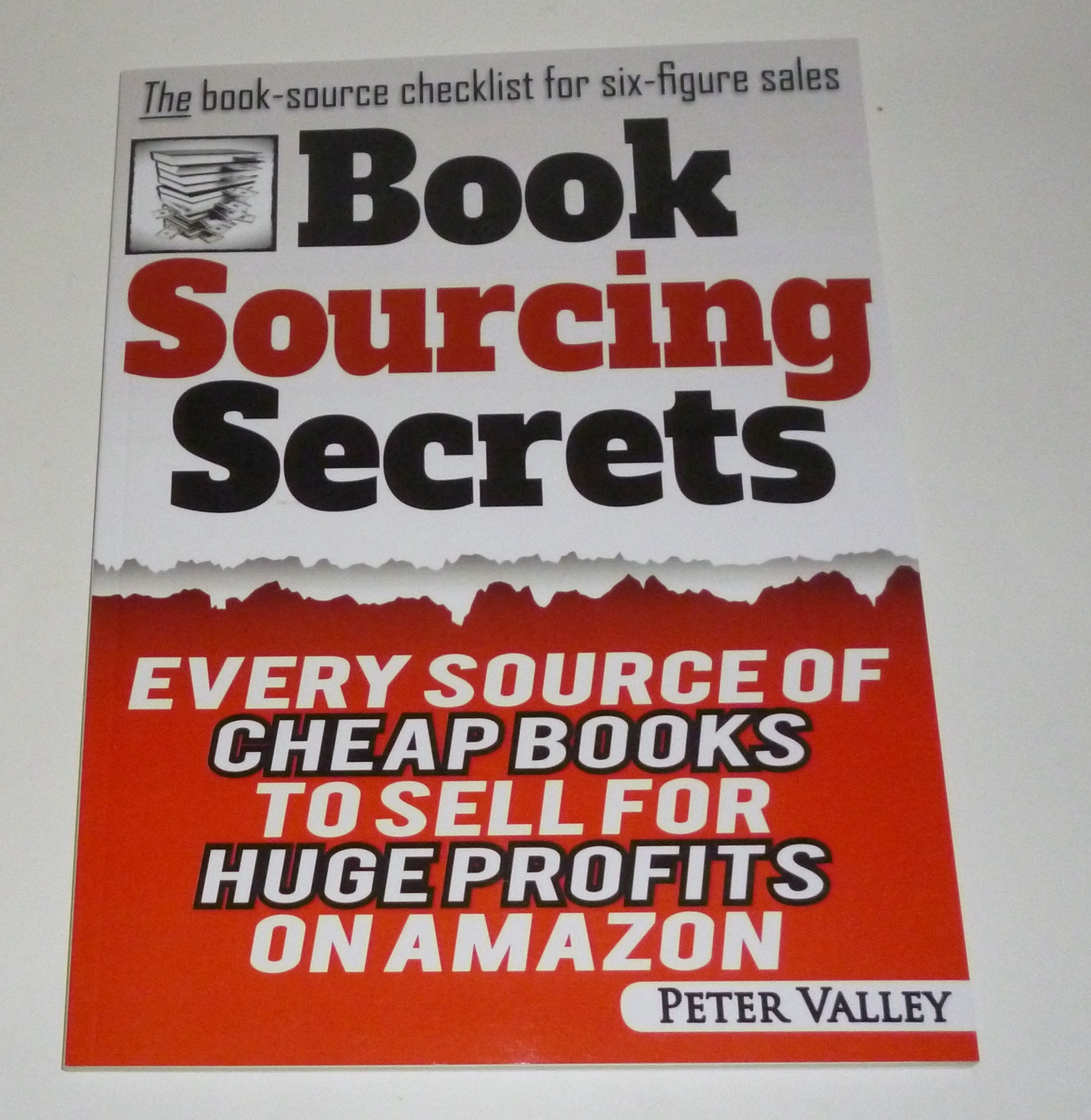amazon resell books
