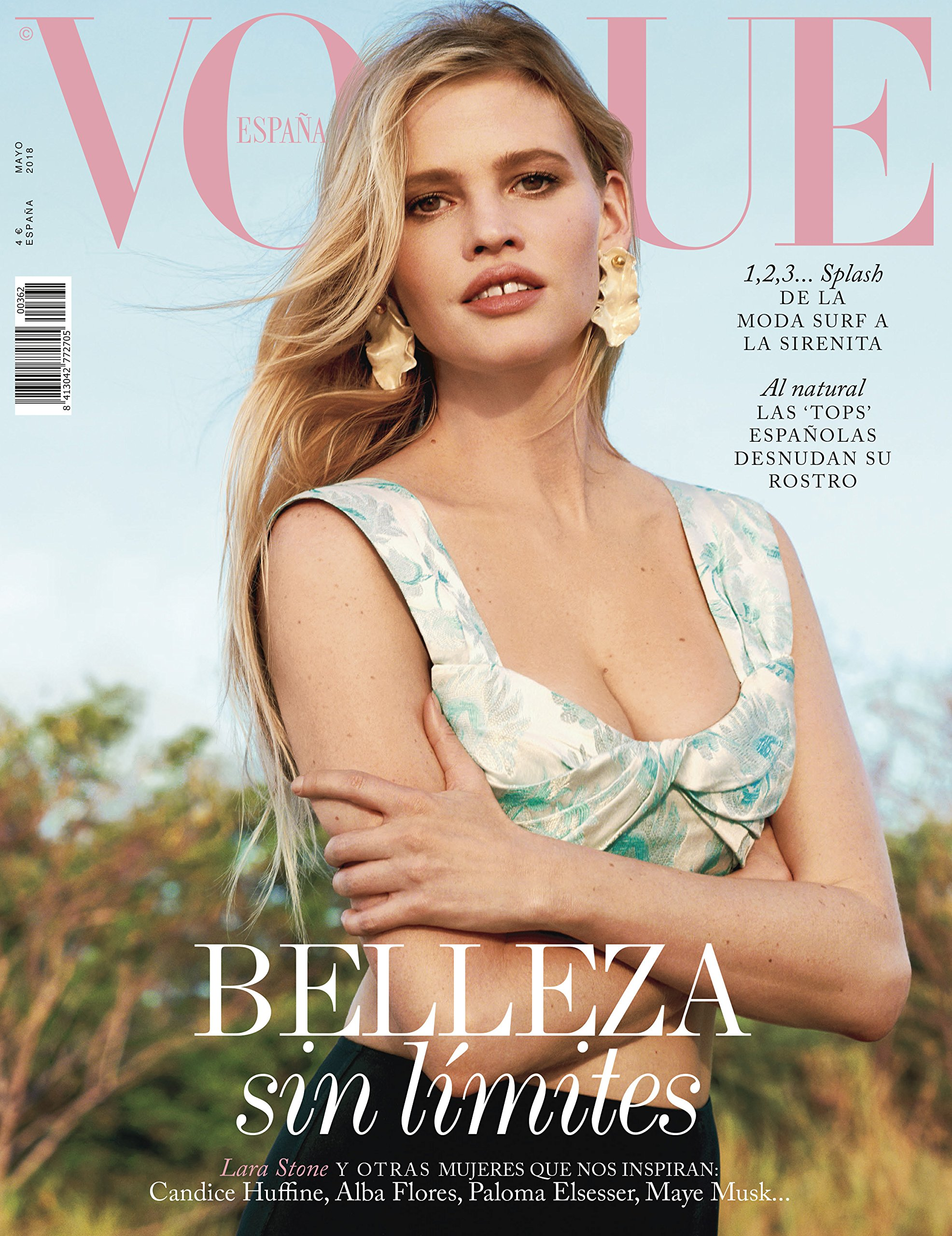 AMAZON REVISTA VOGUE ESPAÑA AGOSTO 2019