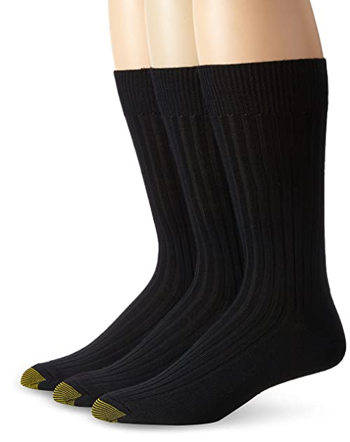 Gold Toe Windsor Wool Crew Socks