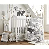 Amazon Com Storybook Classic Nursery Rhyme Themed Crib