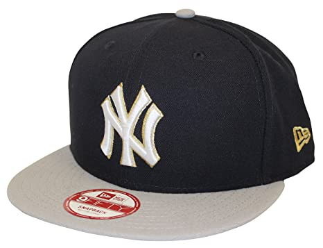 6354af4e482 Image Unavailable. Image not available for. Color  New Era 9Fifty Team  Hasher NY Yankees ...