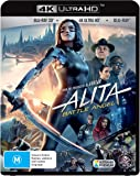 ALITA: BATTLE ANGEL 4K UHD BLU-RAY + 3D (INITIAL ONLY)