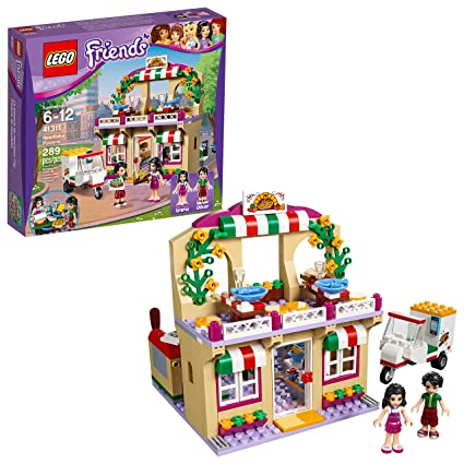 Buy Lego Friends Heartlake Pizzeria 41311 Building Kit Online At Low