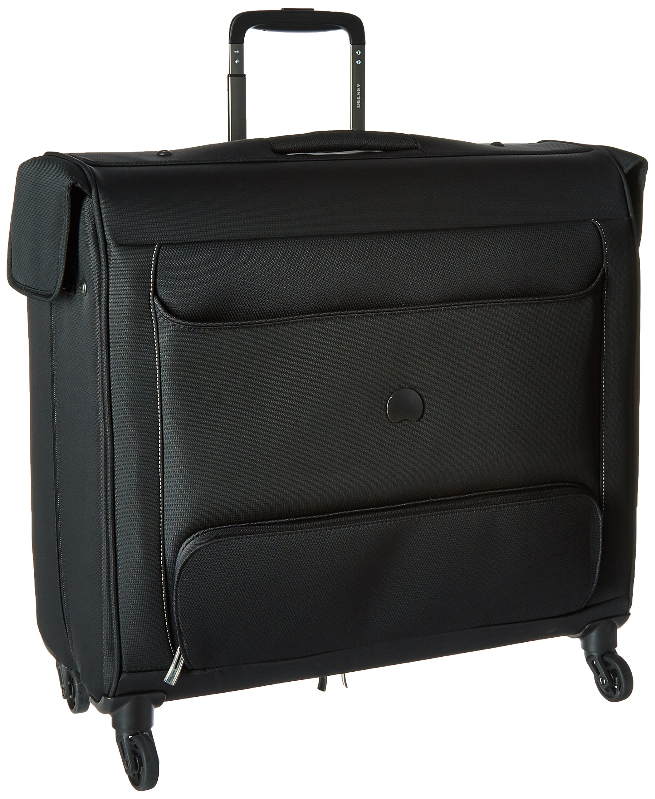 Delsey Luggage Chatillon Spinner Trolley Garment Bag, Black by DELSEY Paris