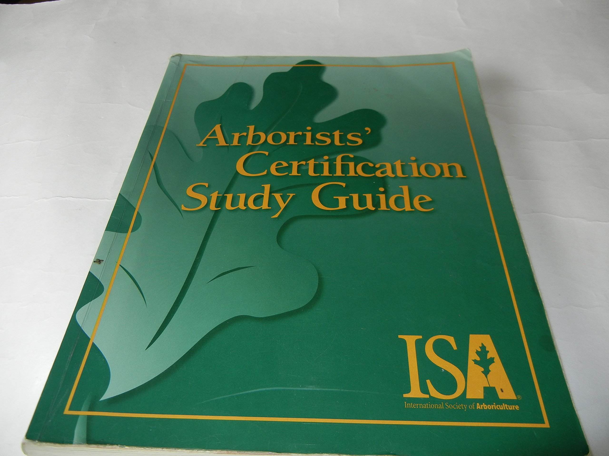 Arborists Certification Study Guide Amazon Sharon J Lilly