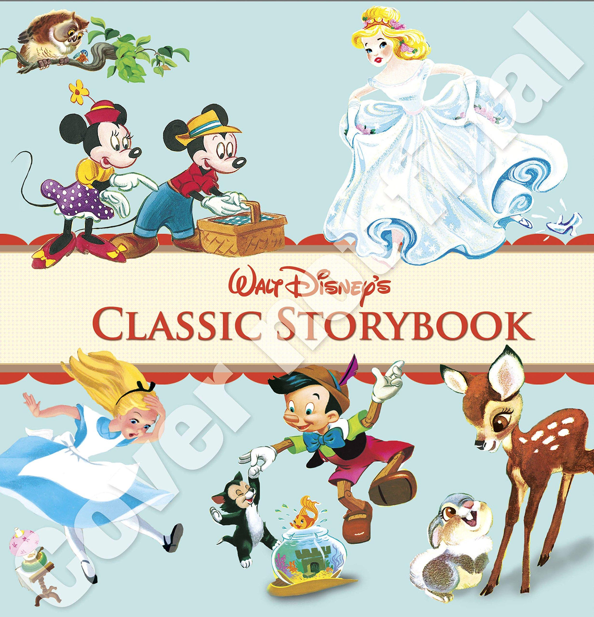 Walt Disney's Classic Storybook (Volume 3) (Storybook Collection) PDF