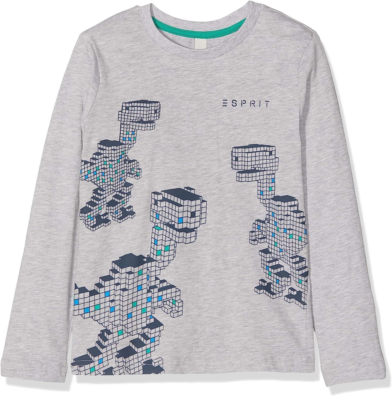 Esprit Camisa Manga Larga para Niños: Amazon.es: Ropa y accesorios