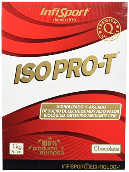 Infisport Iso Pro-T Chocolate - 1000 gr