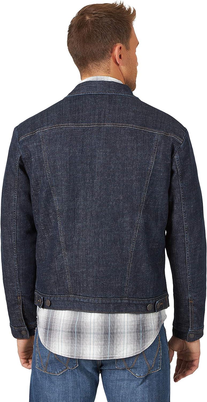 Wrangler Mens Retro Unlined Stretch Denim Jacket