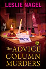 The Advice Column Murders: The Oakwood Book Club Mystery Series Kindle Edition