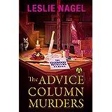 The Advice Column Murders: The Oakwood Book Club Mystery Series