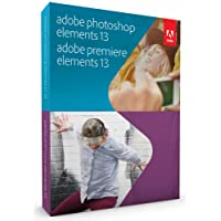 Adobe Photoshop and Premiere Elements V13 , French