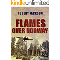 Flames Over Norway (The Secret Squadron Book 1)