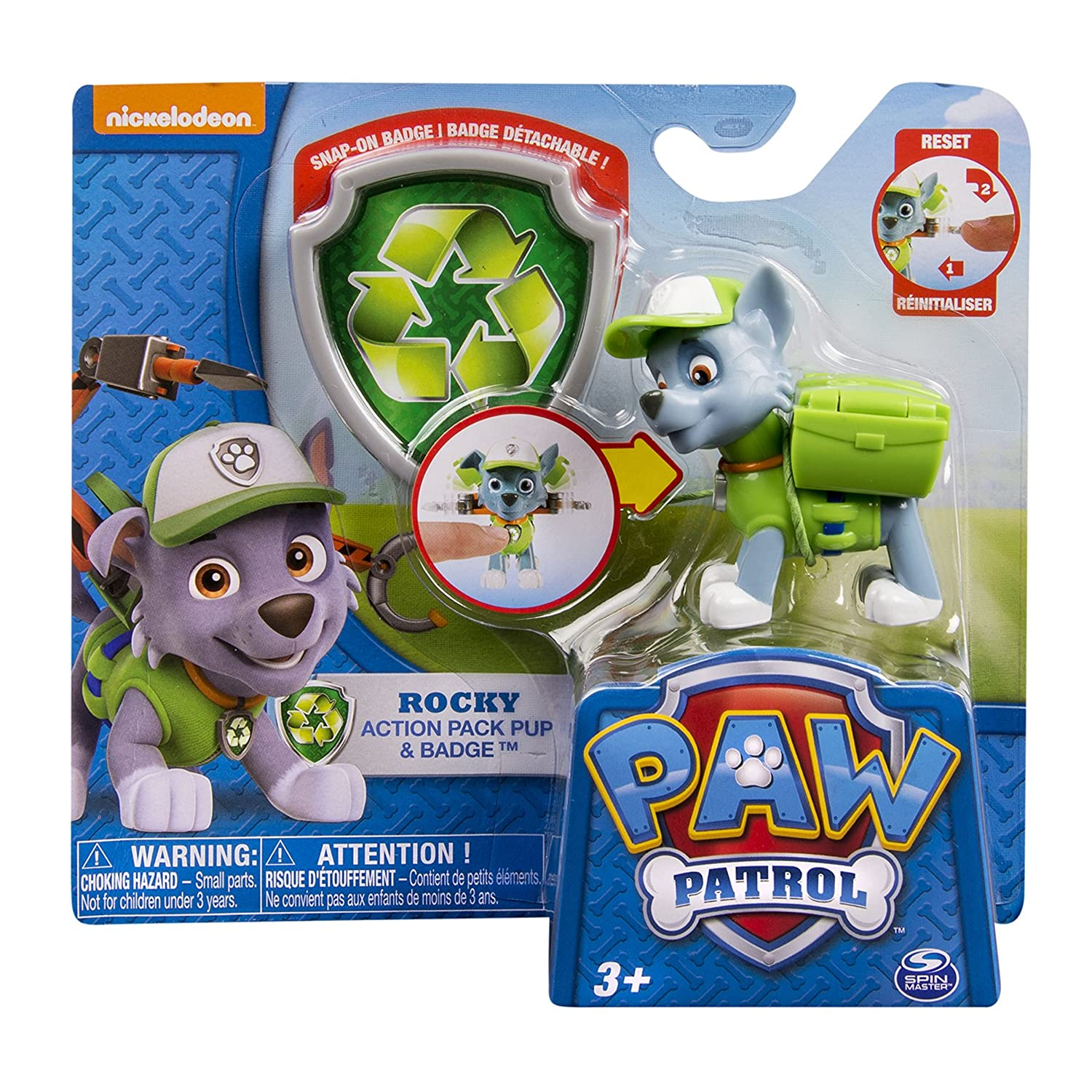 Everest Paw Patrol Badge Ta07 Advancedmassagebysara