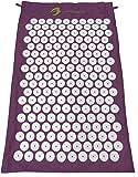 The Hopi Direct Purple Shakti Yantra Mat - acupressure relief for pain, fibromyalgia and fatigue