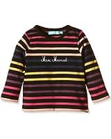 Little Marcel Ltsl0713 - T-Shirt Manches Longues - Bébé Fille