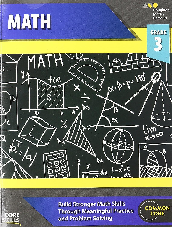 Steck-Vaughn Core Skills Mathematics: Workbook Grade 3: STECK-VAUGHN ...