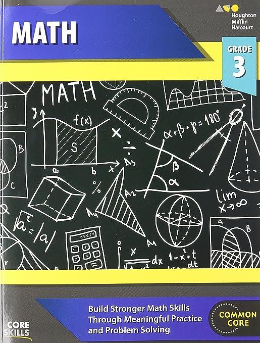 Steck-Vaughn Core Skills Mathematics: Workbook Grade 3: STECK ...