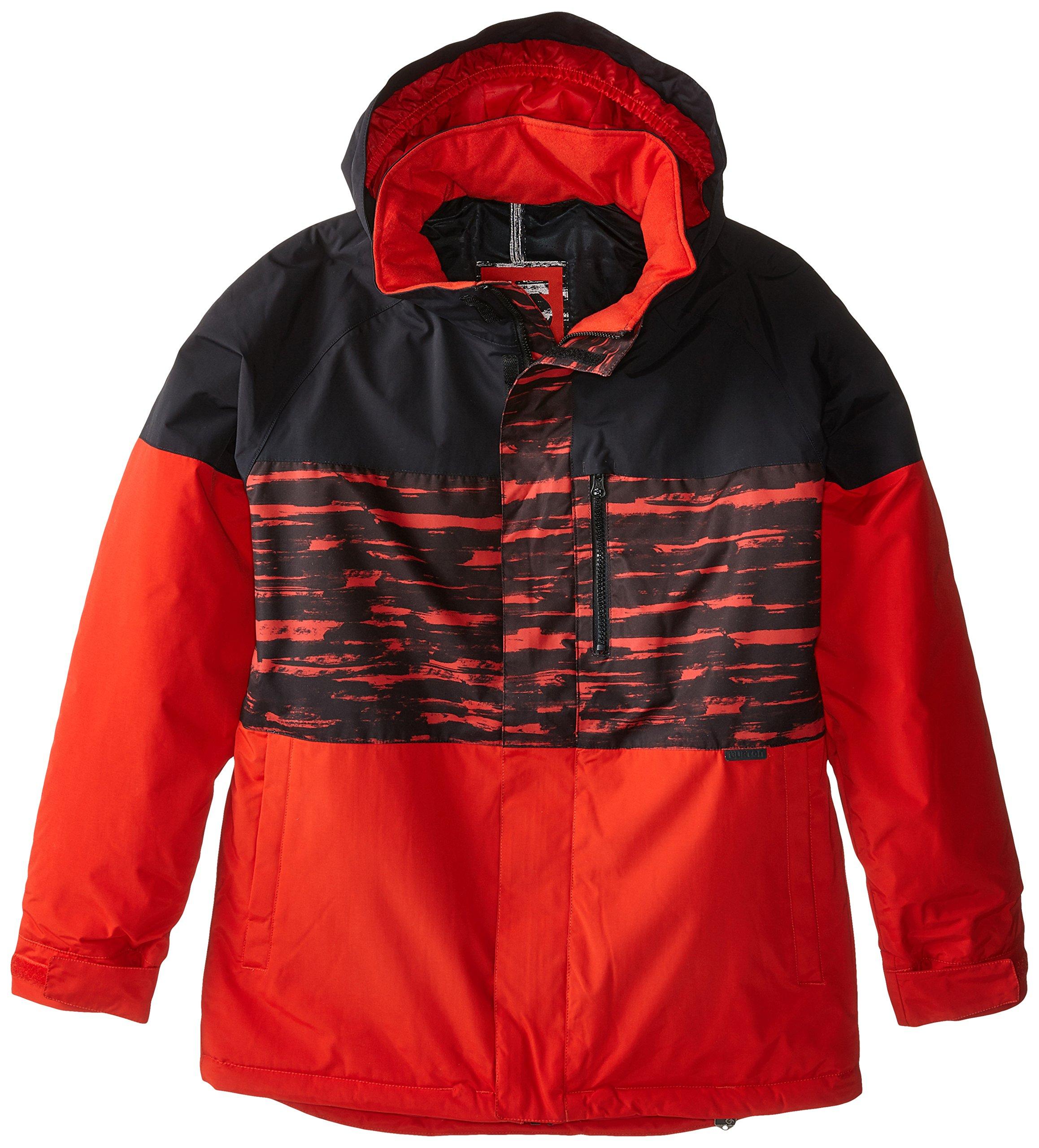 c2895d446bc4 Amazon.com   Burton Symbol Snowboard Jacket Kids   Sports   Outdoors