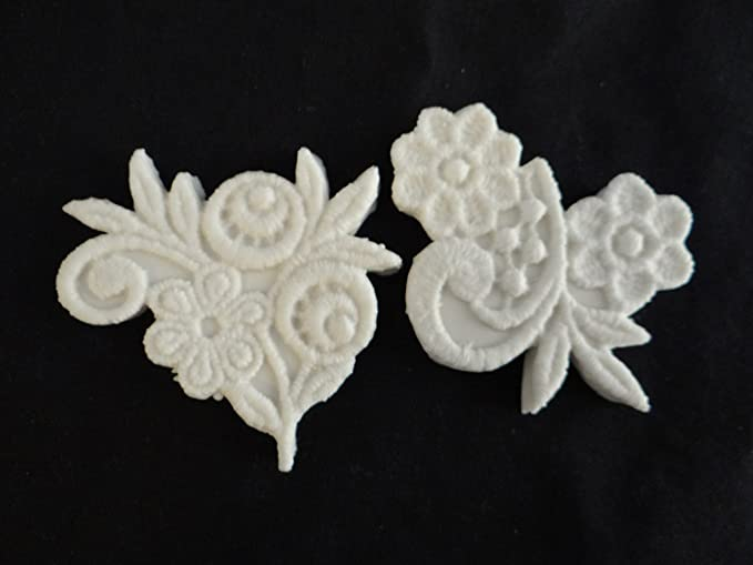 Amazon.com: Lace Flower Designs I moho by CK by CK Productos ...