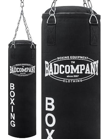 80//100//120cm Boxsack Mit Halterung Ungefüllt Drehwirbel Stahlkette Sandsack Box