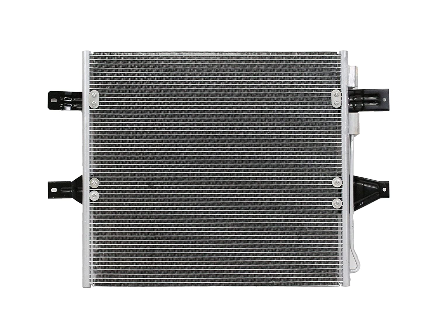 Pacific Best Inc For//Fit 3265 03-08 Dodge RAM Pickup 5.9L A-C Condenser