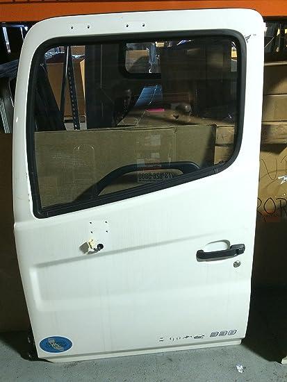 Fits hino 145 165 185 238 258 268 338 driver left side door window.