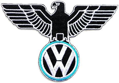 Amazon.com: VW Vlokswagen German Eagle Deutschland Germany Logo Sign ...
