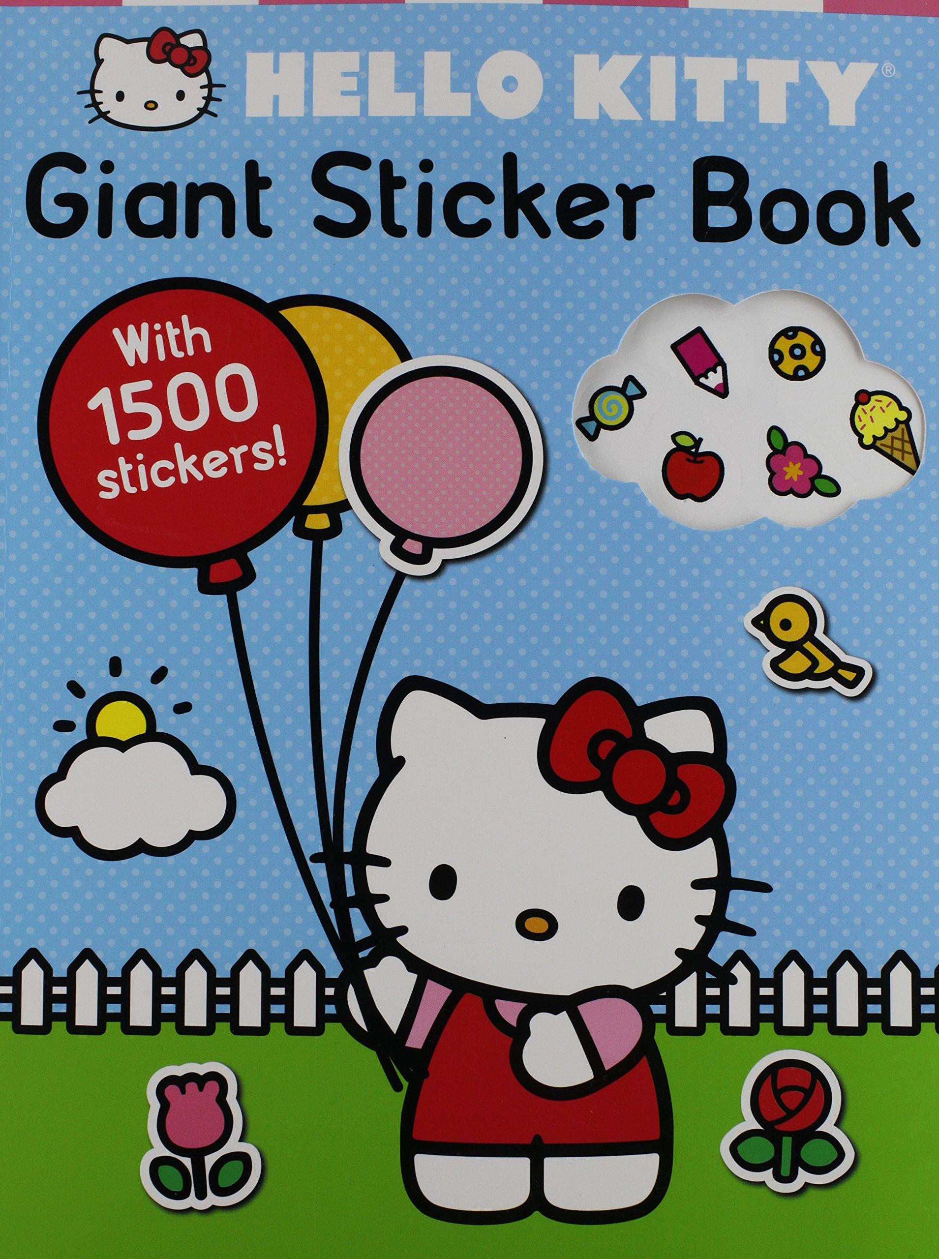 Hello Kitty Giant Sticker Stickers