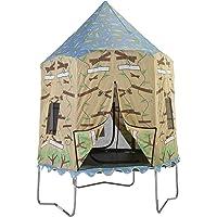 Bazoongi Tree House Trampoline Tent for 7.5-Feet Jump Pod
