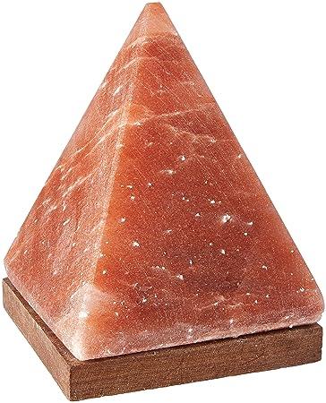 Universal Lighting And Decor 1 Count Salt Lamp Pyramid