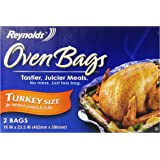 Reynolds Oven Bags, Turkey Size, 2 ct