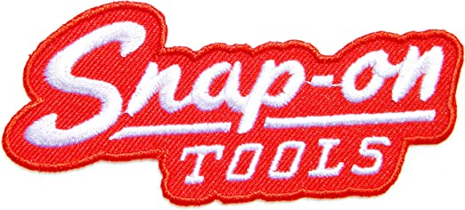 Wrench Tool Applique Patch 3-Pack, Iron on