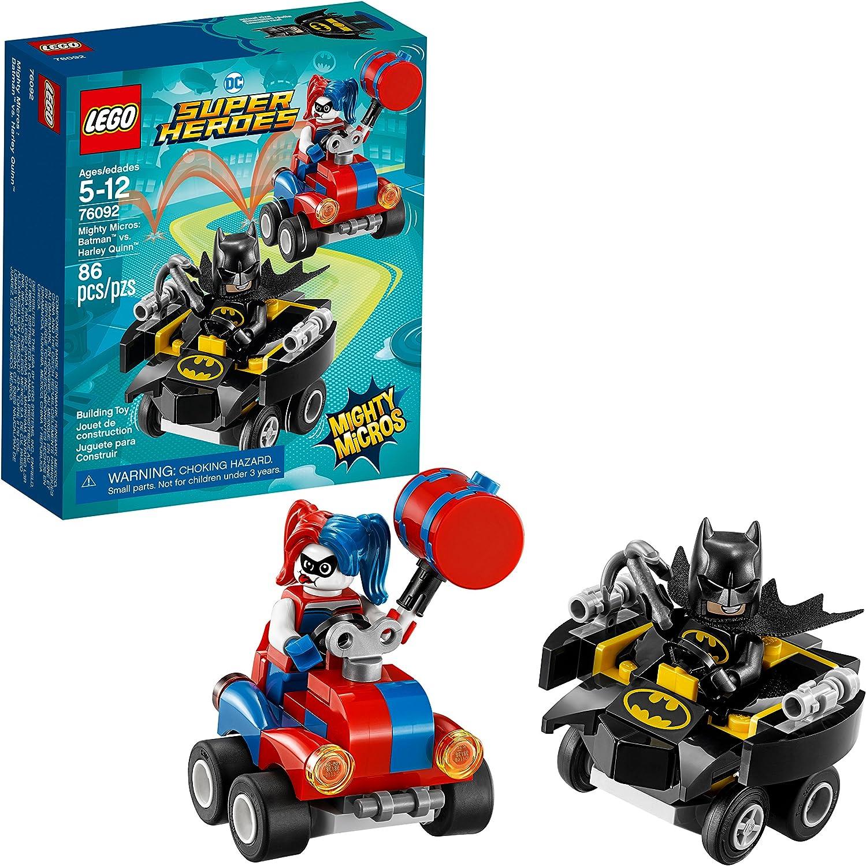Joker Harley Quinn DC Super Hero Mini Figures Building Blocks Lego