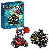 LEGO Superheroes 6212701 Mighty Micros: Batman Vs. Harley Quinn 76092 Building Kit (86 Piece)